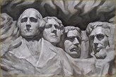 Mount Rushmore by Igor Babailov